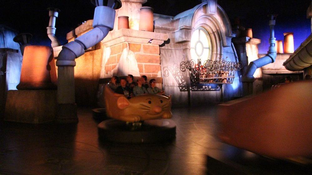 Ratatouille Disneyland Paris The Deluxe Group