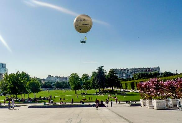 Andre-citroen-urban-park-hot-air-balloon-paris-kids - The Deluxe Group