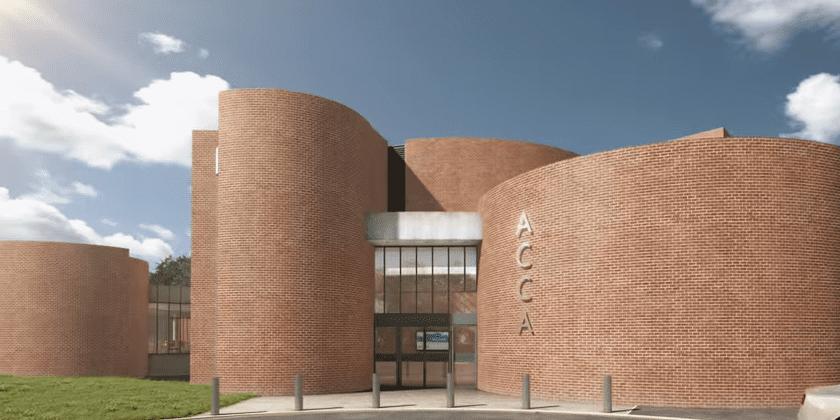 Acca Attenborough Centre For The Creative Arts