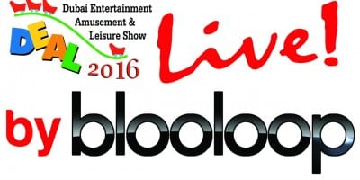 The Deluxe Group sponsors DEAL Live by blooloop: Dubai World Trade Centre 18th April
