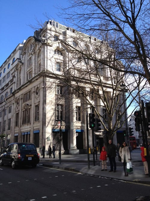 Oceanic House Pall Mall London Sw1y 5bl The Deluxe Group